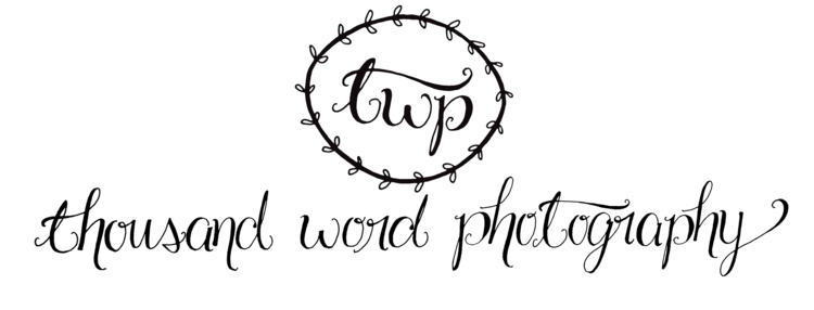 Thousand Word Photography