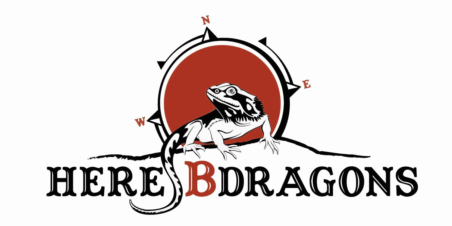HereBDragons.com