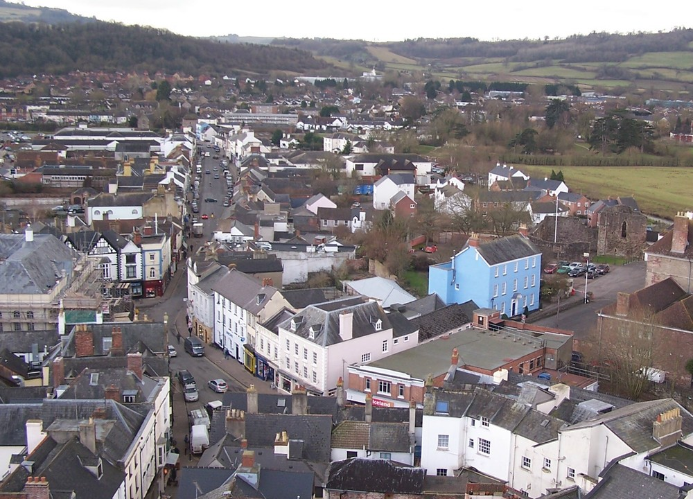 Monnow Street birds eye view.jpg