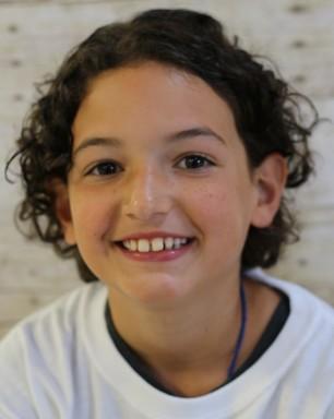 Gwendolyn, age 8, Staten Island, NY
