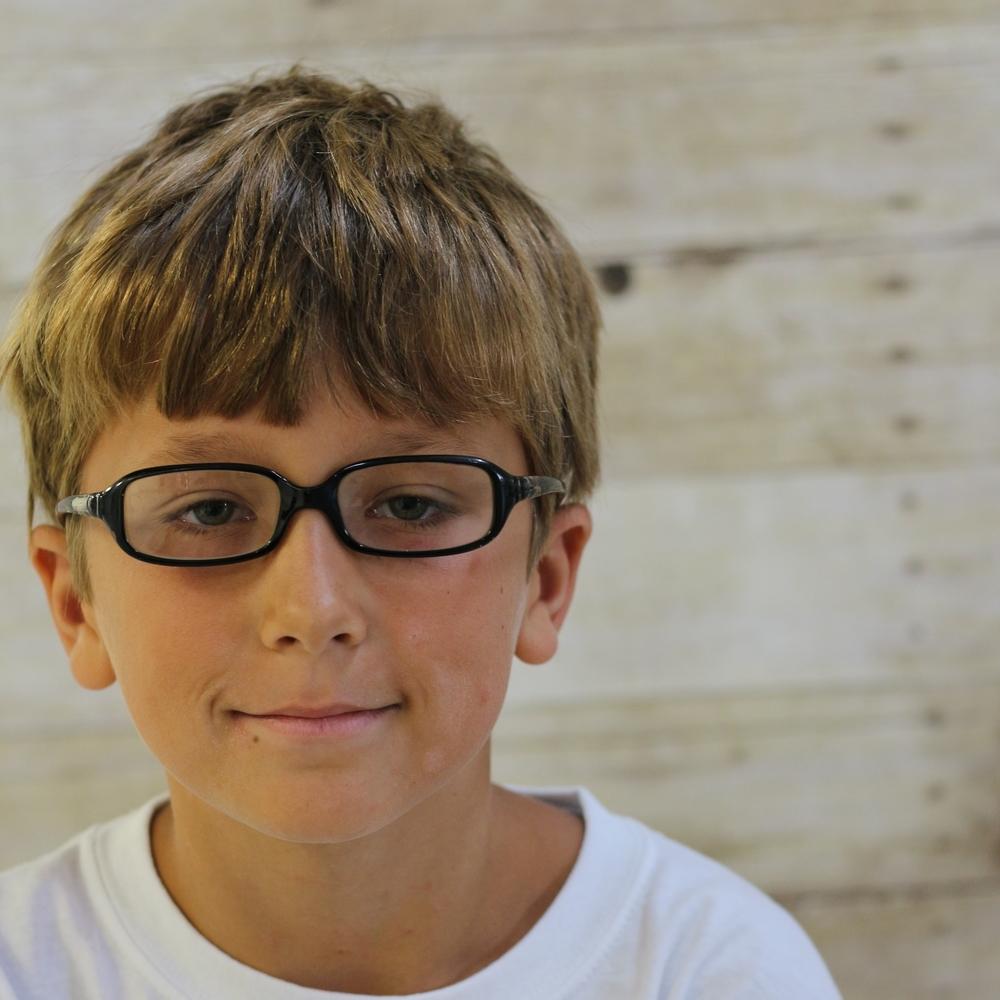 Kevin, age 10, Brooklyn, NY