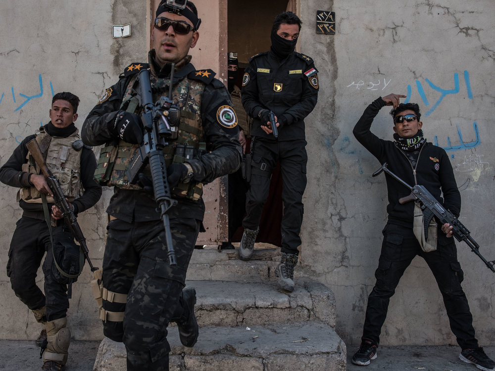 GOODBYE, ISLAMIC STATE. HELLO, ANARCHY  The forces liberating Mosul are fighting each other, and opening the door to an Islamic State resurgence -  Foreign Policy