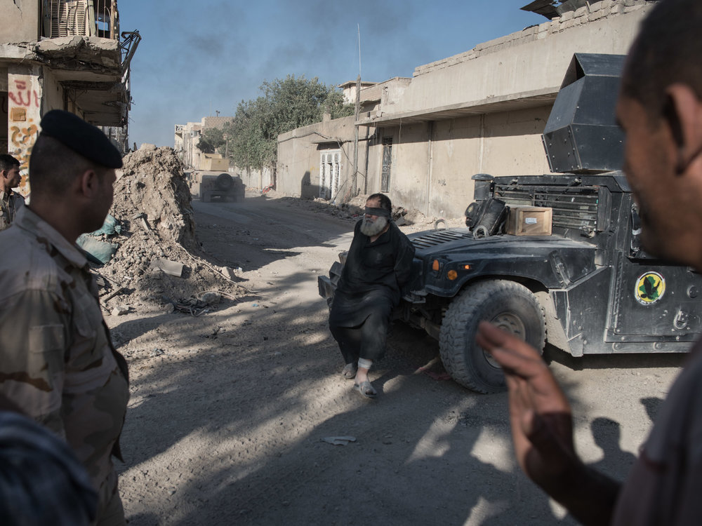 THE TERRIFYING LAST DAYS OF ISIS IN MOSUL  Brutal fighting and mounting civilian casualties threaten a Pyrrhic victory for Iraqi Security Forces -  Maclean's magazine