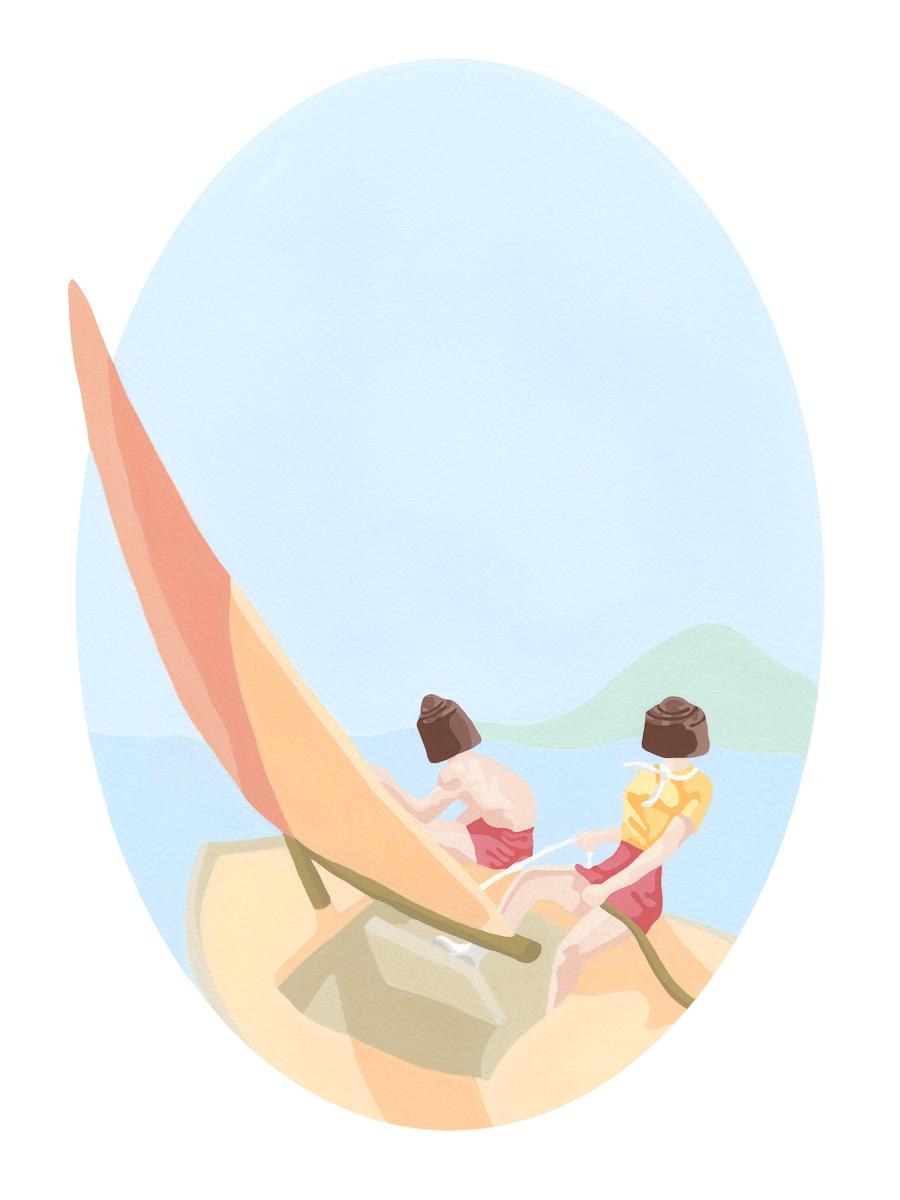Bon-bon voyage