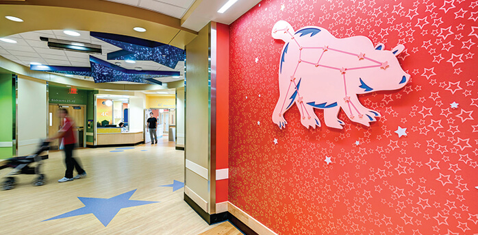 Liberty Inpatient Expansion - Cincinnati Children's - Liberty Township, OH
