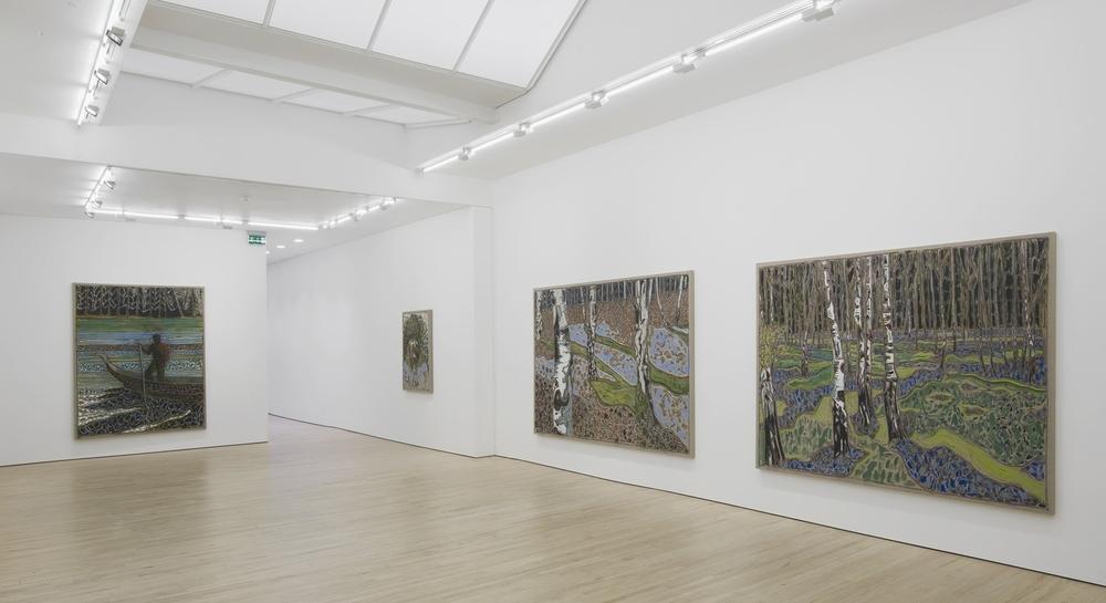 Carl Freedman Gallery, London 2016