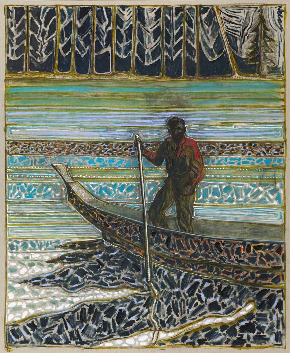 Sailish Fisherman, 2015