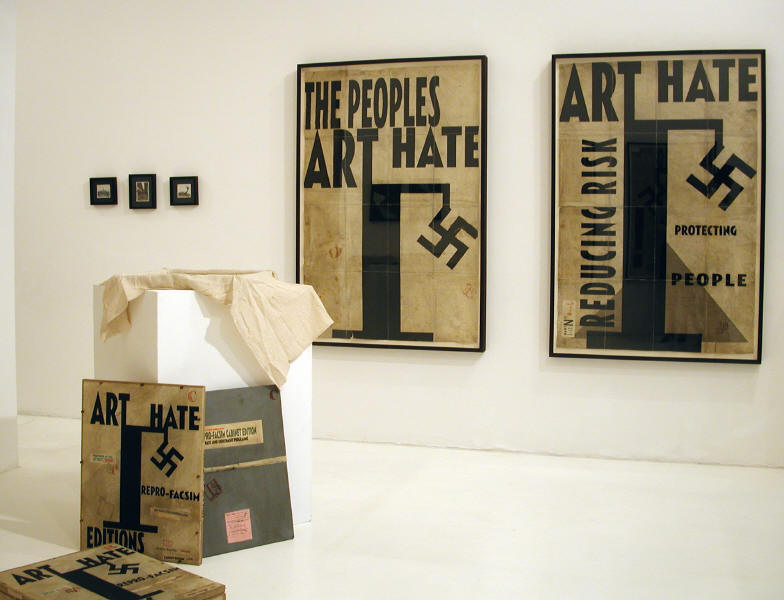 Art Hate: Storm of Defence 2,   Paolo Curti / Annamaria Gambuzzi, Milan, 2012