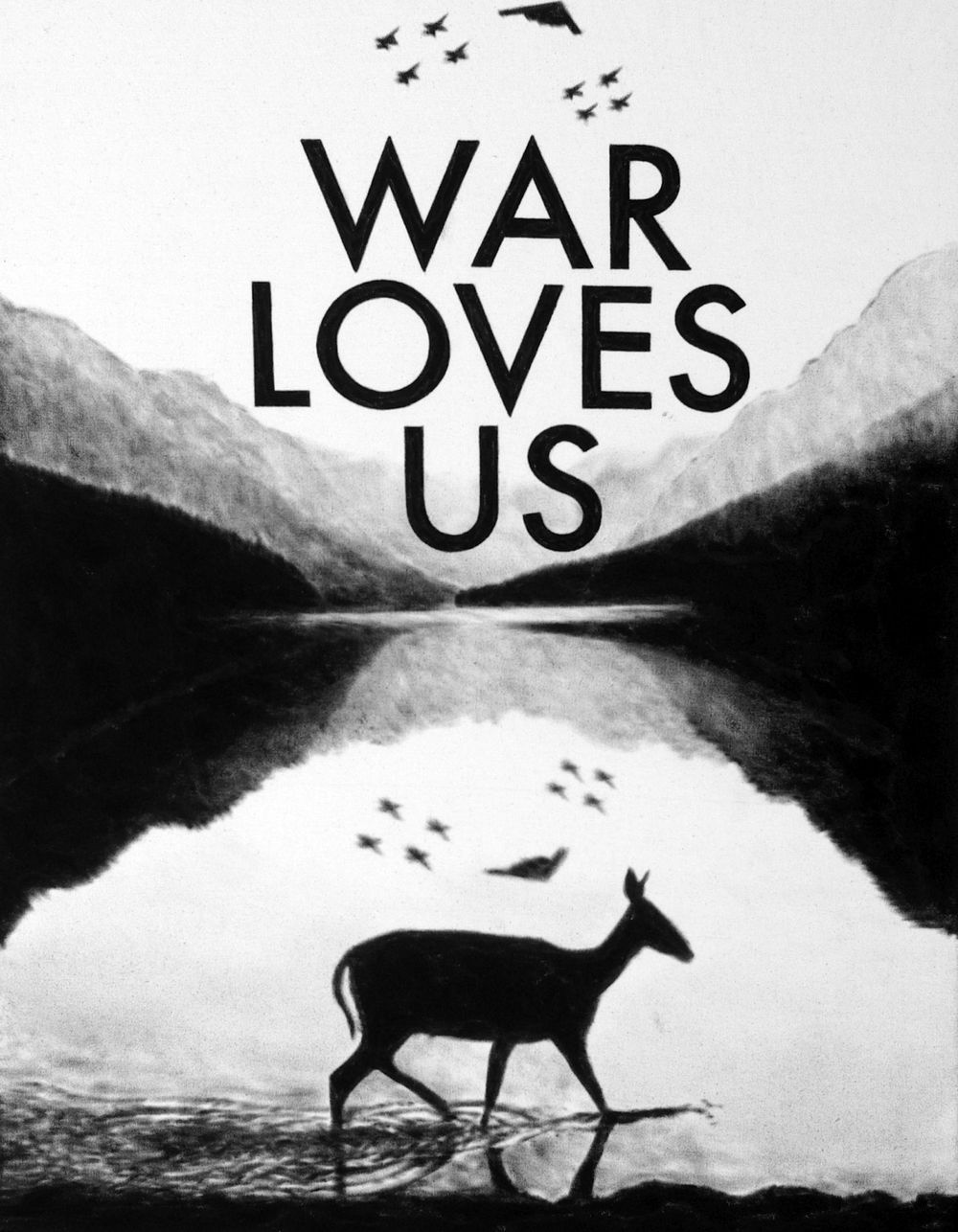 War Loves Us 03, 2016