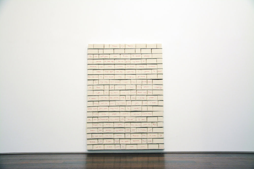 The Weight, Victoria Miro Gallery, 2013