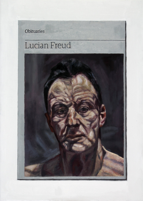Obituary:Lucian Freud, 2016