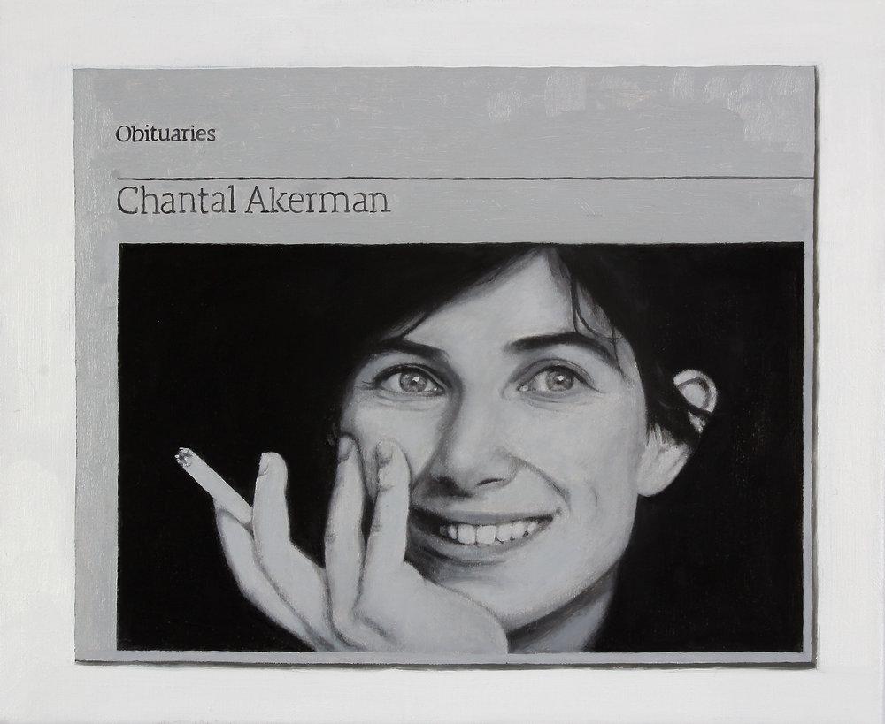 Obituary:Chantal Akerman, 2016