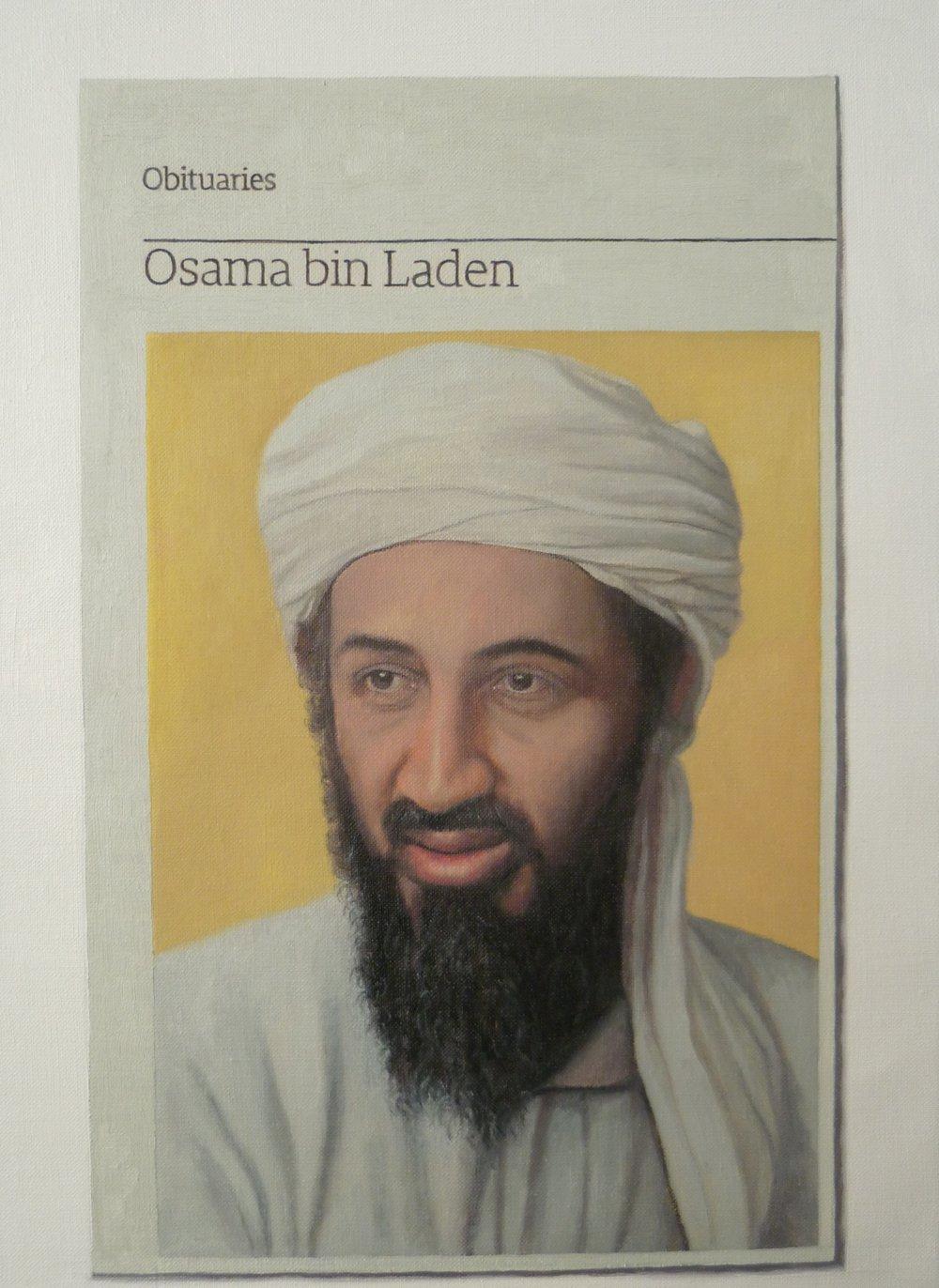 Obituary: Osama Bin Laden, 2011