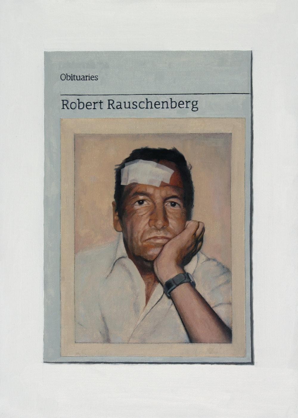 Obituary:Robert Raushenberg, 2016