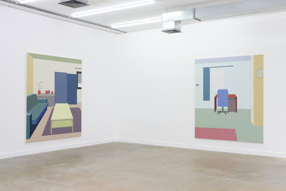 Zsofia Schweger (winner of Griffin Art prize 2015), 'BLOC' solo show