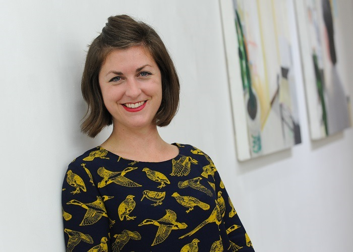 Rebecca Pelly-Fry, Head Curator