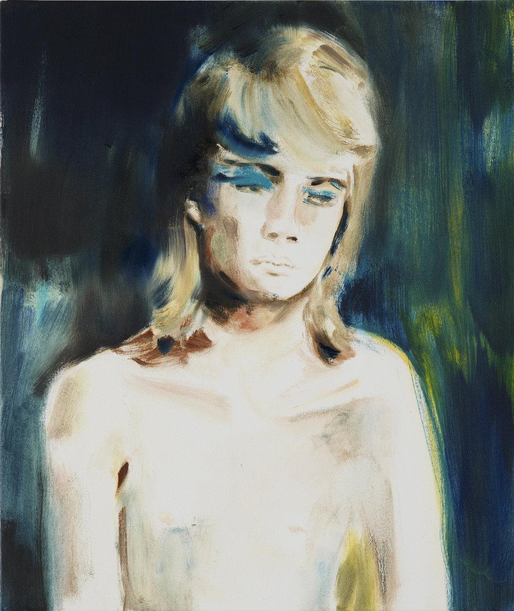 Blue eye, 2016