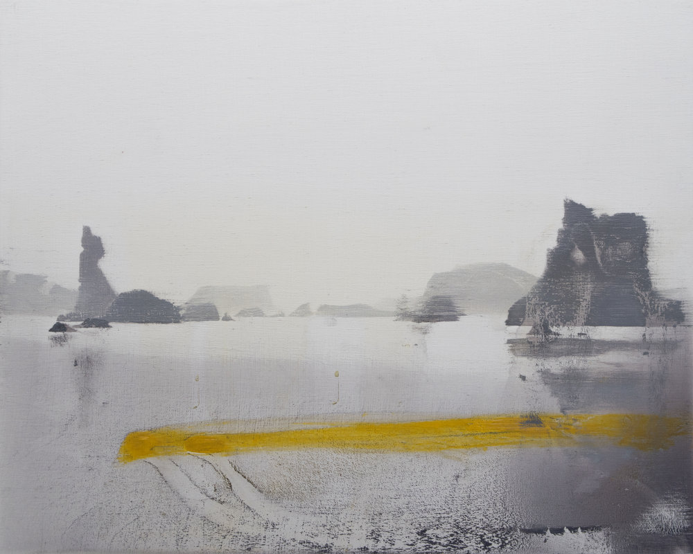 Islands-shoreline-glare, 2016