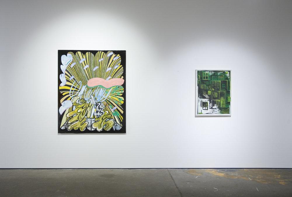 Thom Hobson & Rae Hicks. The Rude Gesture, Unit 1 Gallery, 2016