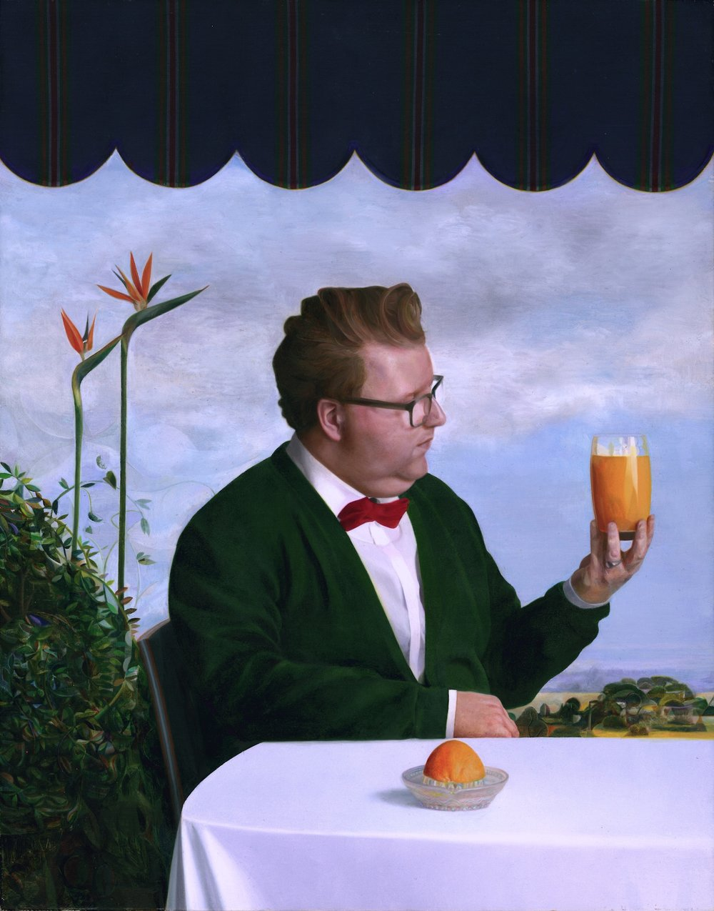 Orange Juice, 2015