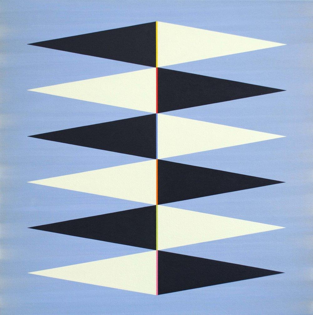 Carol Robertson, Ancestral Lines #3, 2016