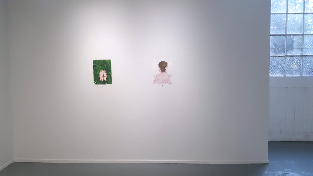 In The Pink, Patriothall Gallery, 2017