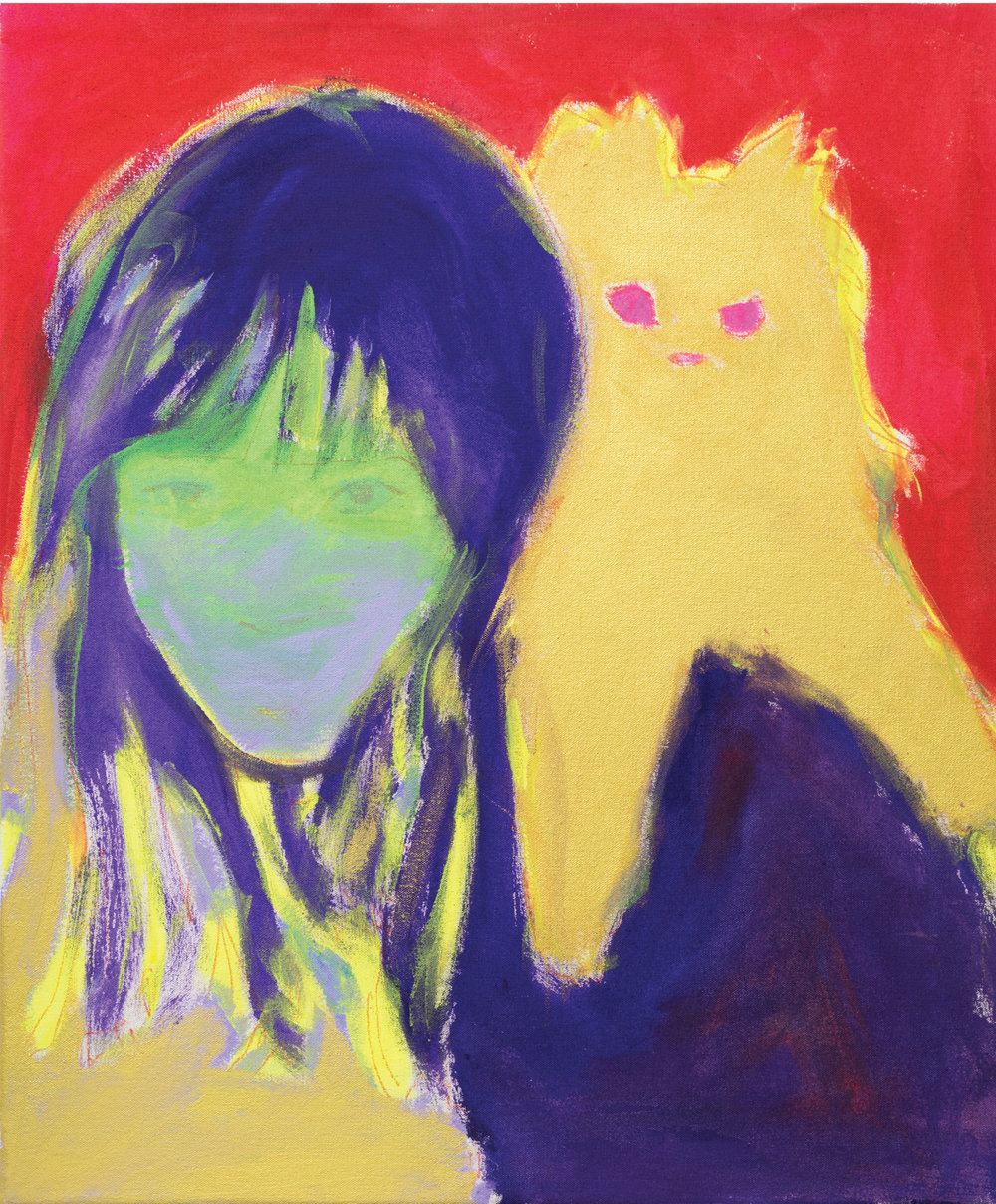 Darrell Hawkins, 'Love Cat' 2016