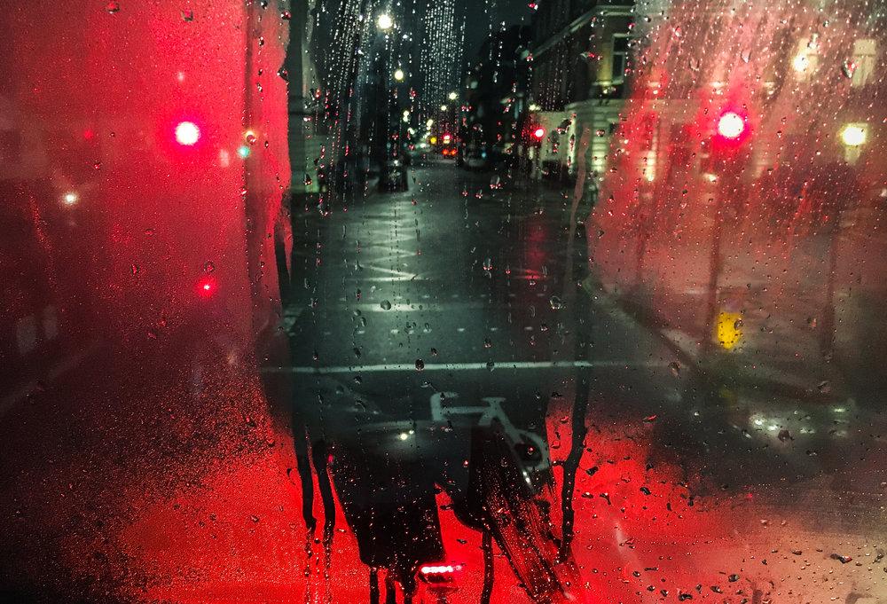 'London Bus'Denis Cherim (shortlisted Artist)