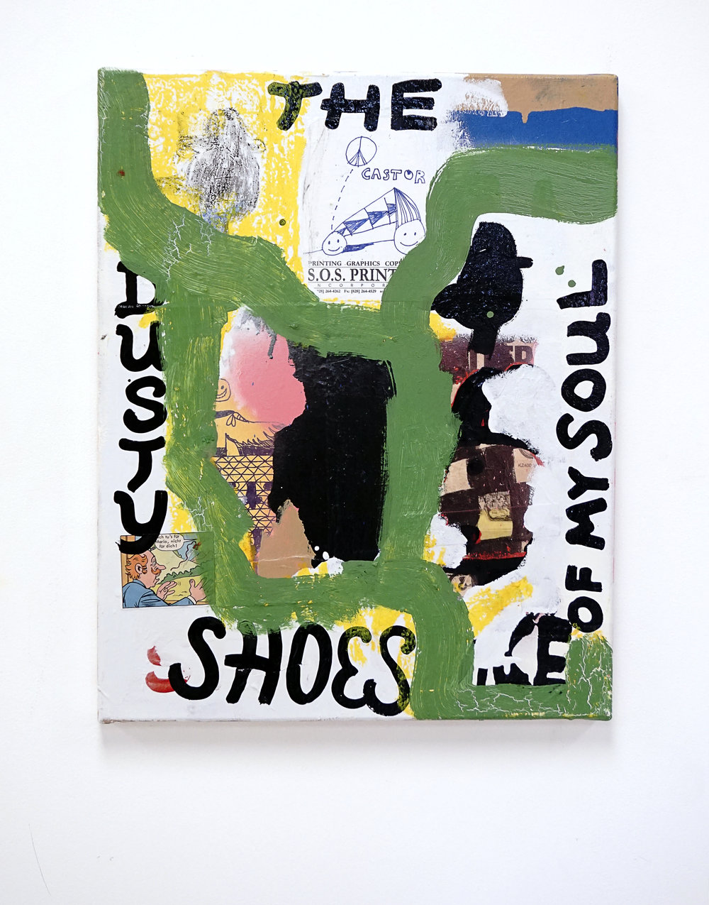 Dusty's Shoes, 2017