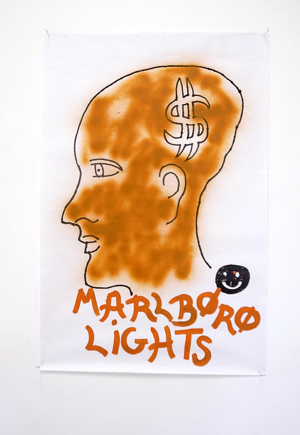 Marlboro Lights, 2017