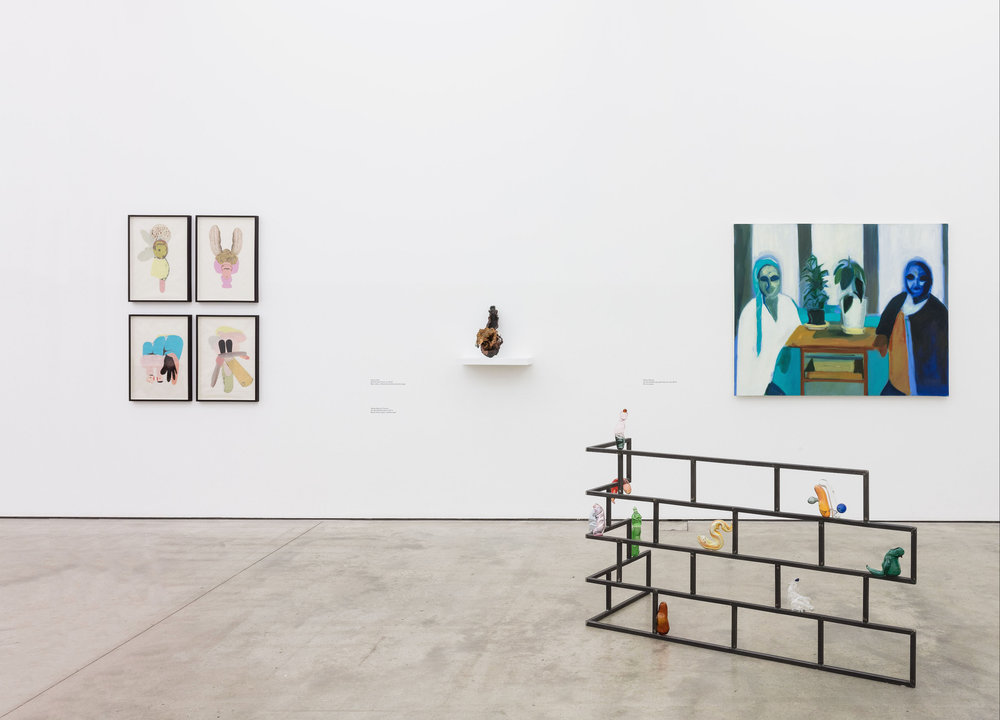 Installation View. Bloomberg New Contemporaries, ICA, 2017