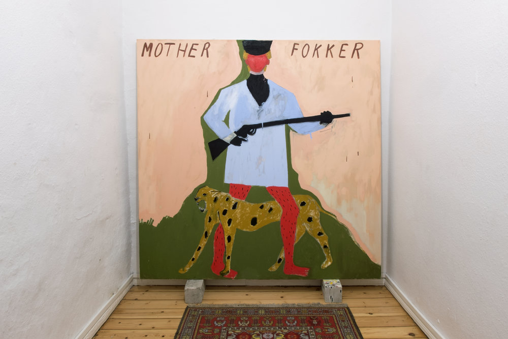 """Mother Fokker"" 2017"