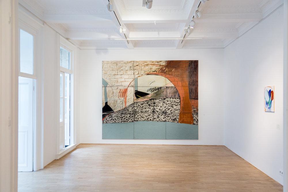 Water Under The Bridge, 2018, Versus Art Project