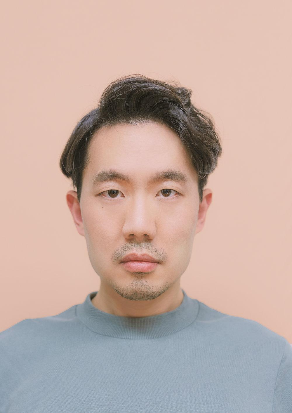 Portrait of SIjong Kim