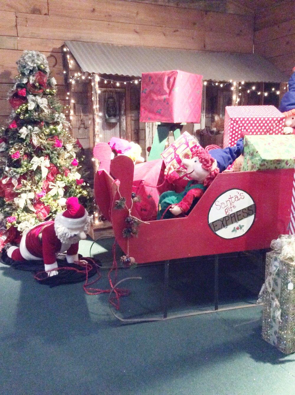 Santa's Gift Express