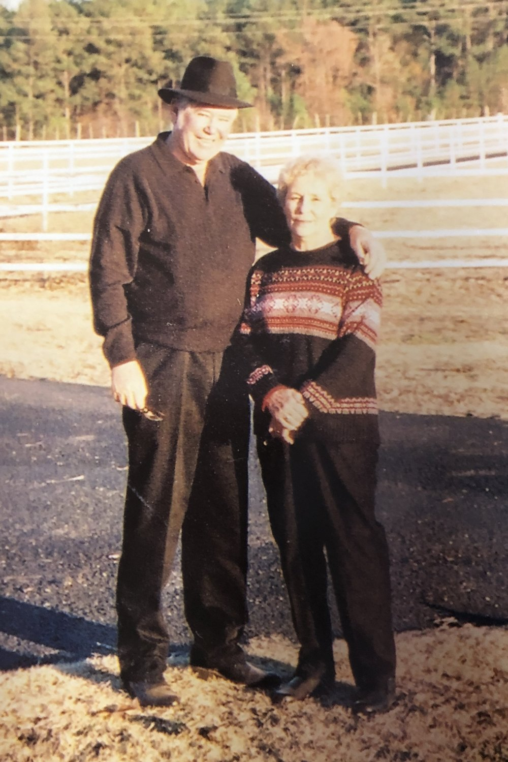 Jimmy and Carol Jordan