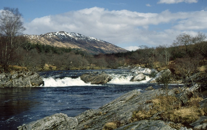 Glen Orchy in spring