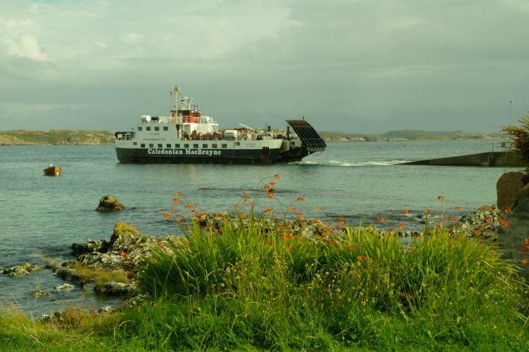 Iona ferry