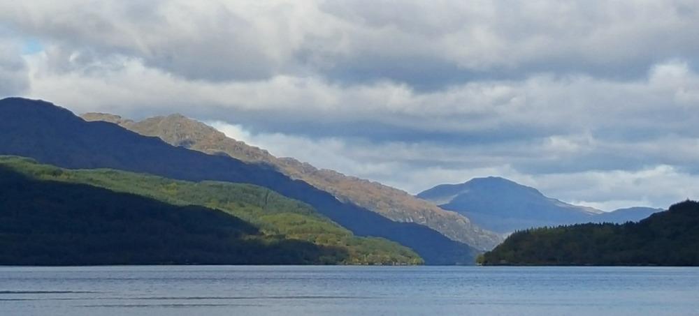 Loch Lomond from Firkin Point