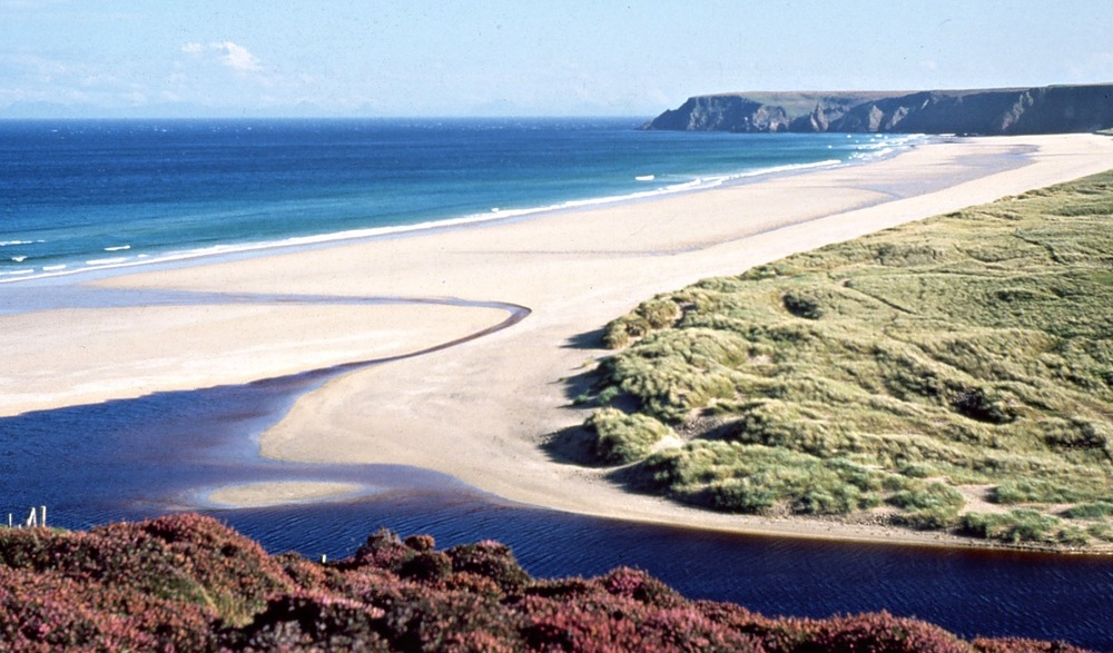 Tolsta beach, east SIDE of Lewis, Outer Hebrides