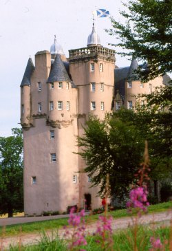 'Fairytale' (ho-hum) Craigievar Castle, Aberdeenshire