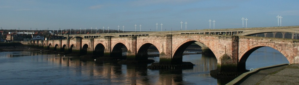 Berwick, Old Bridge.