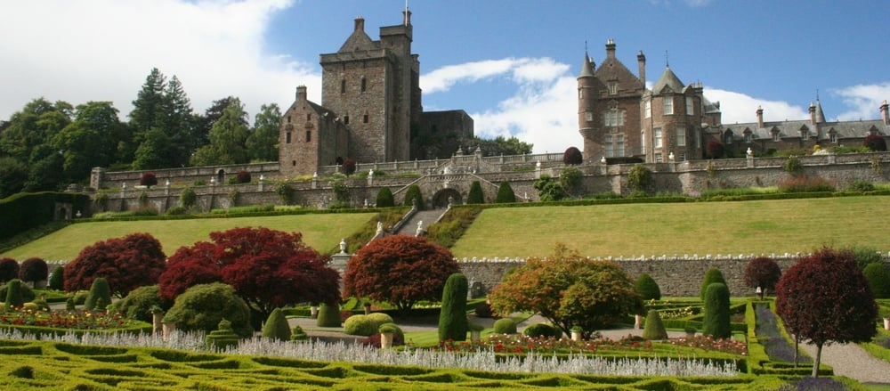 Scottish castles - historical highlights for your trip