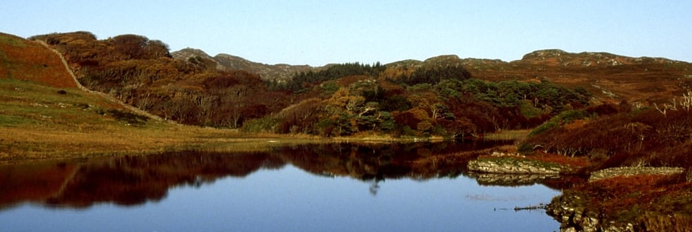 Autumn on Colonsay