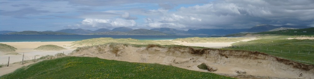 The beaches of the Isle of HArris, Scarasta