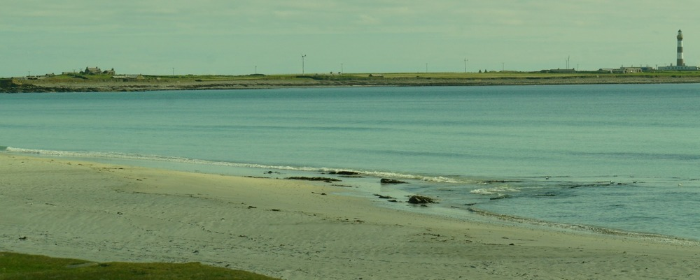 Linklet Bay, North Ronaldsay