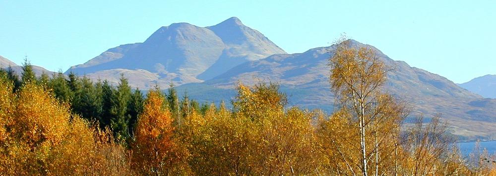 Beinn Sgritheal from Skye
