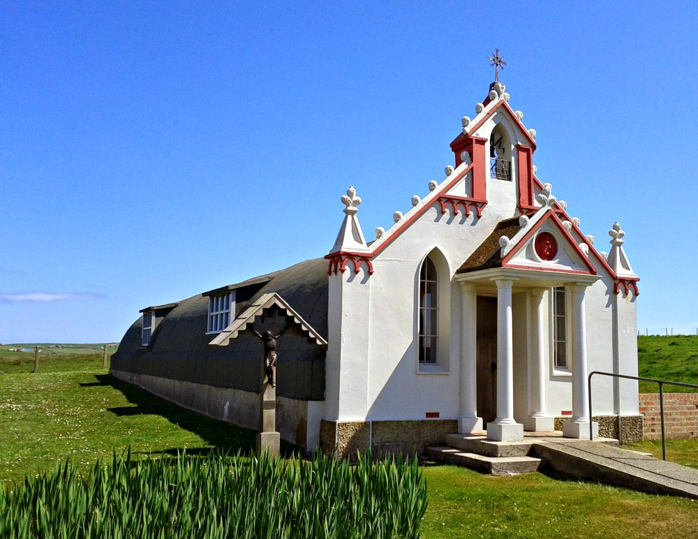 The Italian Chapel, Lambholm, Orkney