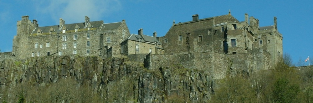 Stirling Castle - a really good Scottish castle experience