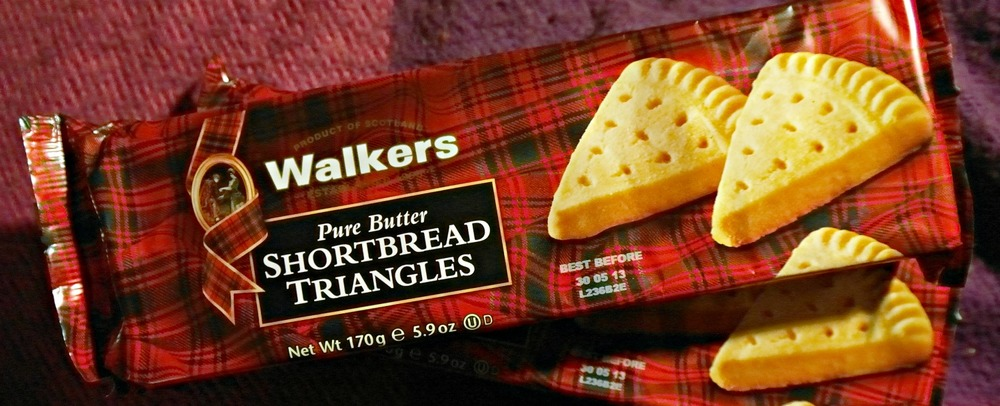 Scottish shortbread by Walkers of Aberlour – a global brand
